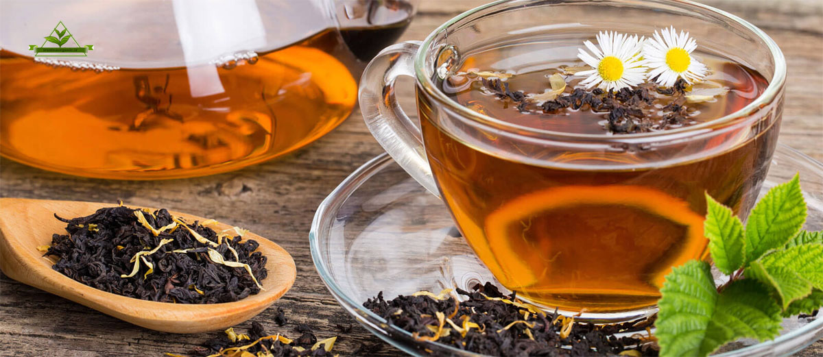 صادرات چای سیاه