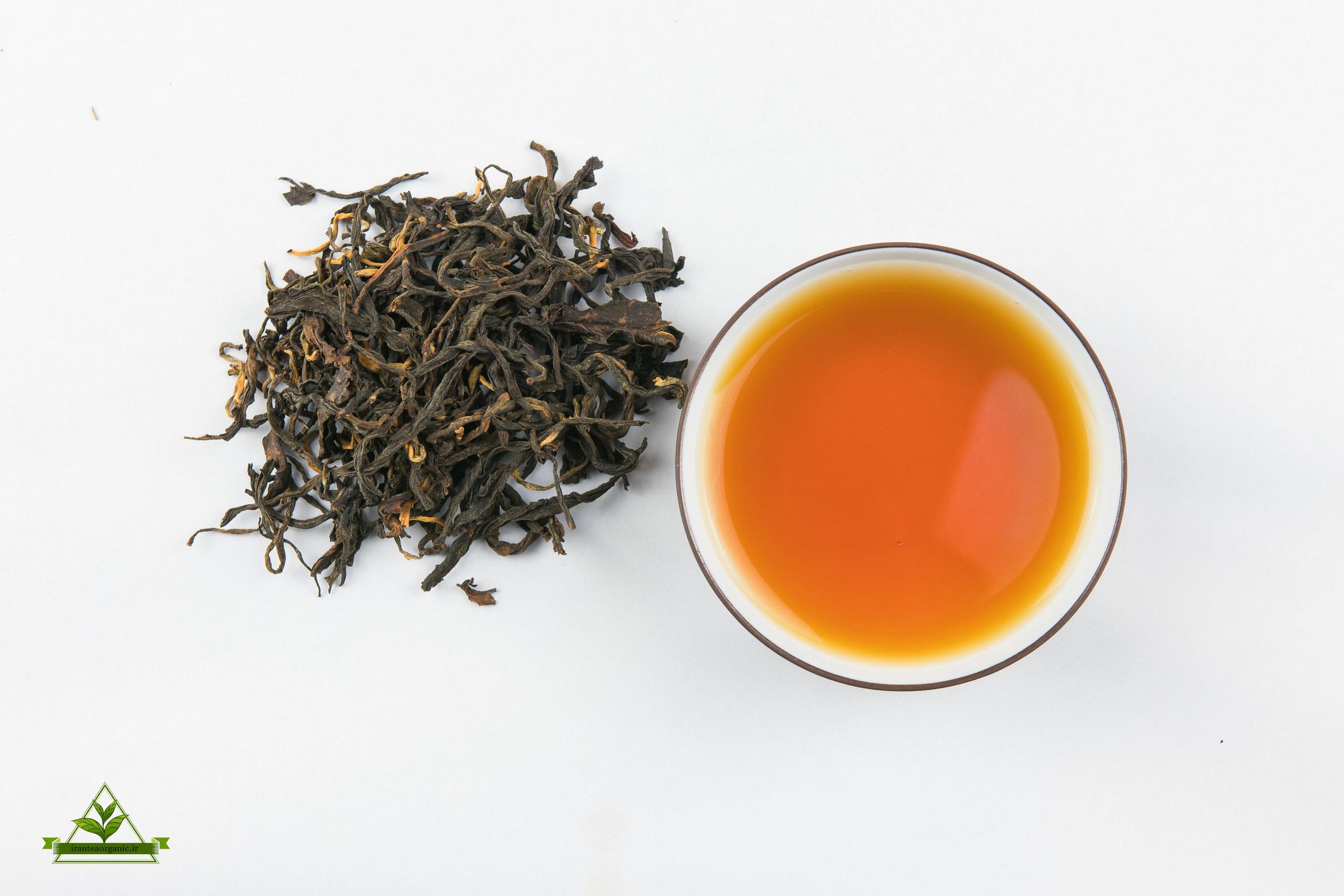 چای سیاه سرگل