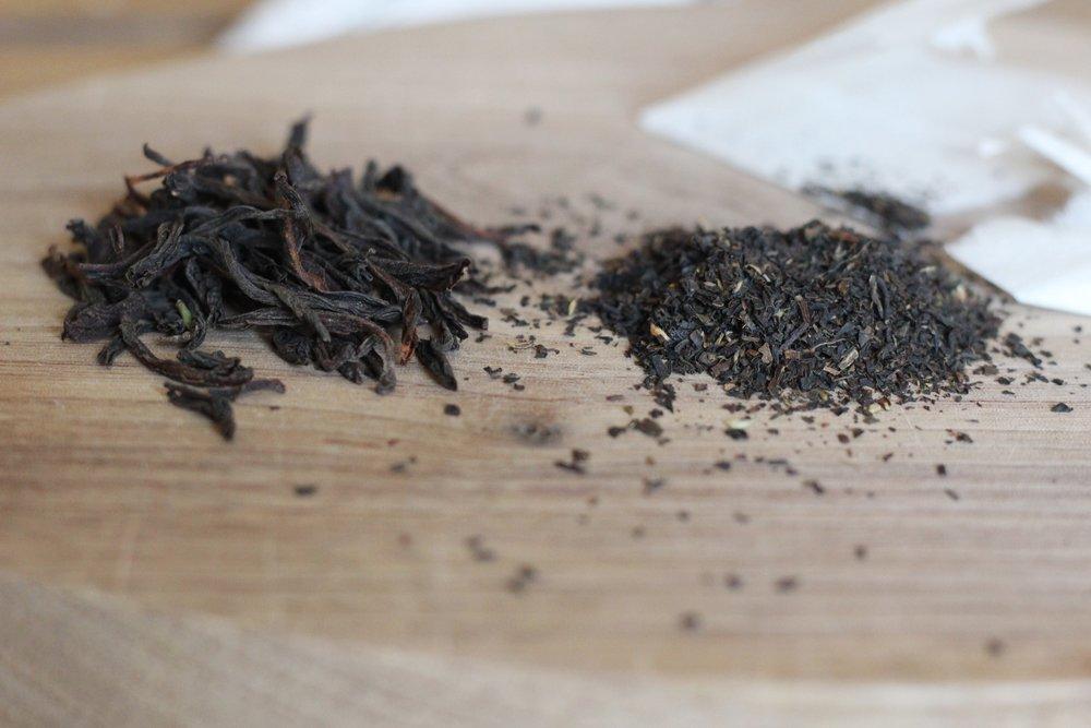 فروشگاه چای سیاه ایرانی
