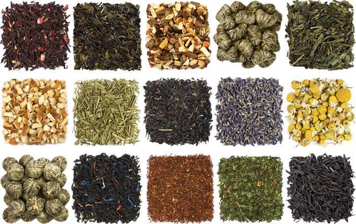فروش چای در بازار ایران