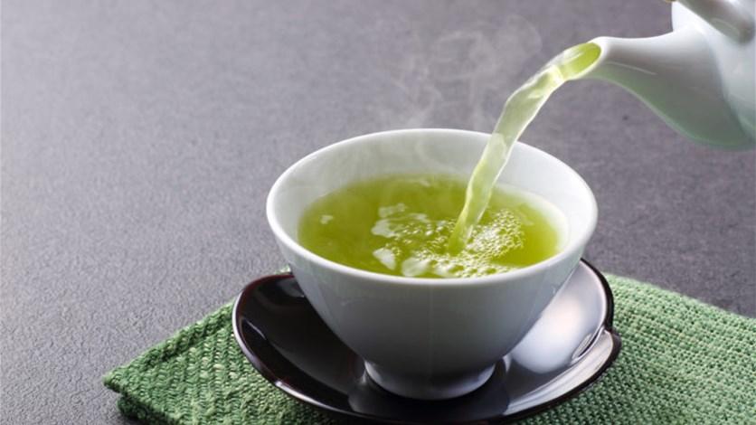 چای سبز مرغوب ایرانی