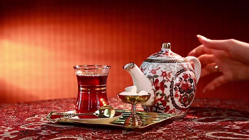 بهترین انواع چای ایرانی