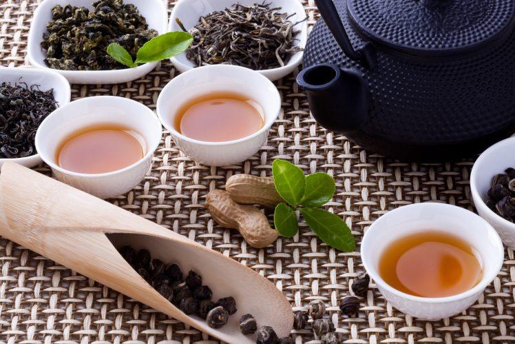 انواع چای طبیعی ایرانی