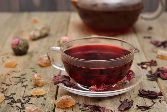 کاربرد چای ترش ایرانی