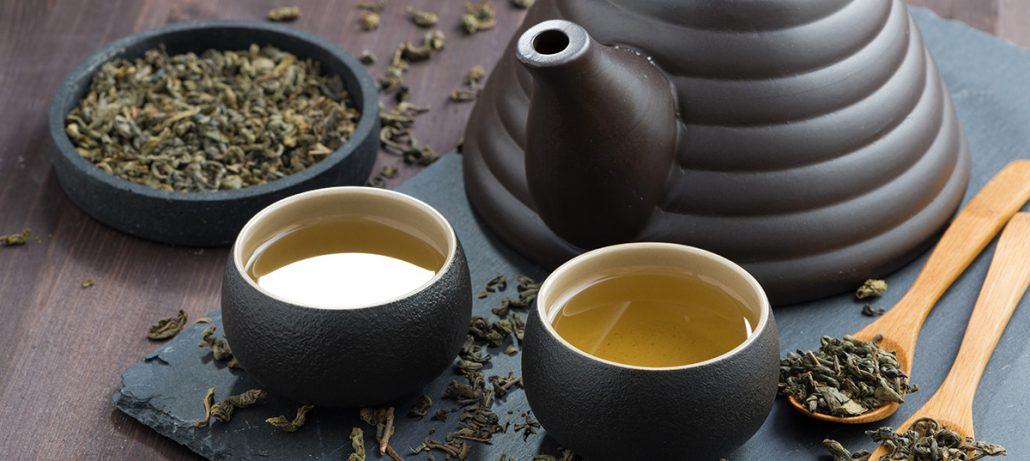 طبع چای سبز ایرانی