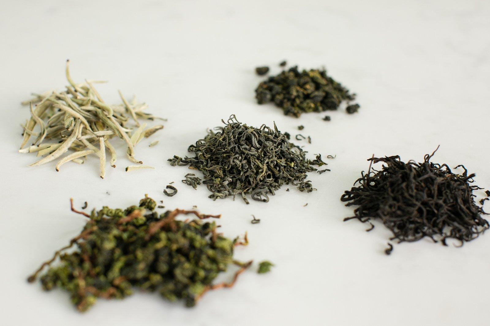 انواع چای سنتی شمال