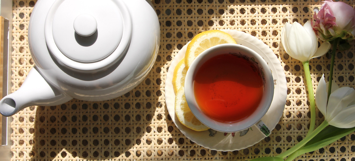 چای شکسته ممتاز ایرانی