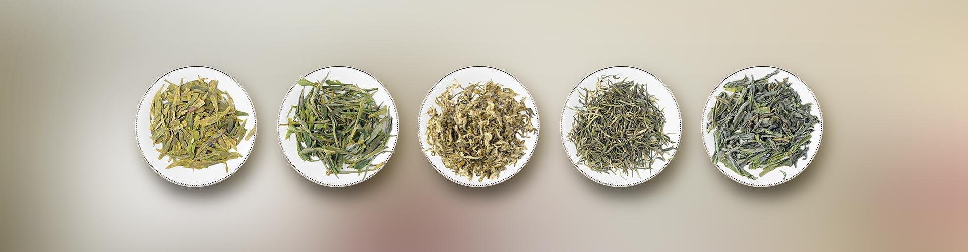 اسامی چای سبز لاهیجان