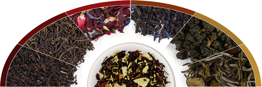 انواع چای بهاره گیلان
