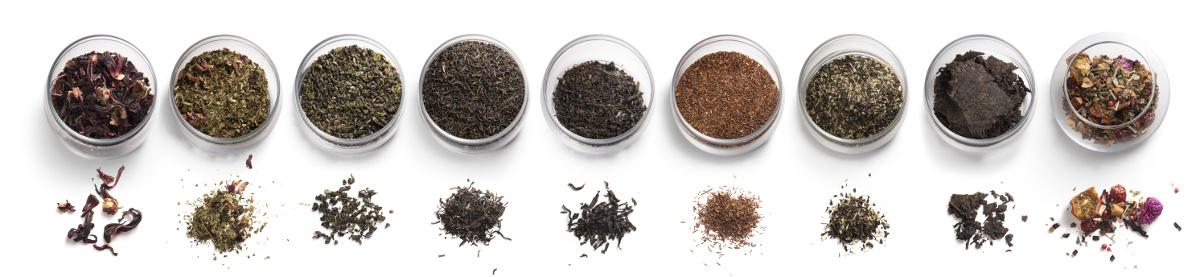انواع چای فله ایرانی