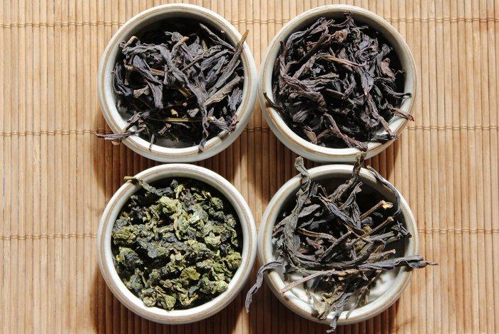 انواع چای لاهیجان