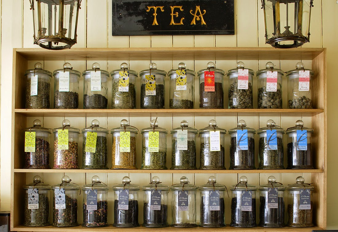 درجه بندی چای سیاه و چای سبز بهاره گیلان