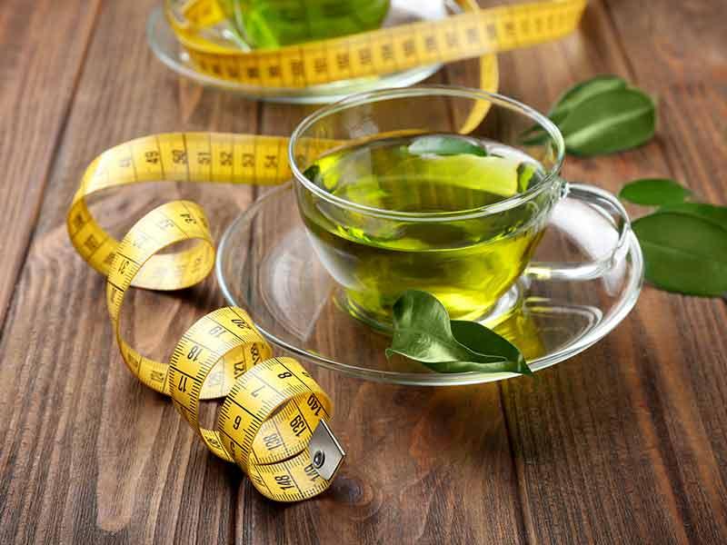 خرید چای سبز اصل فله