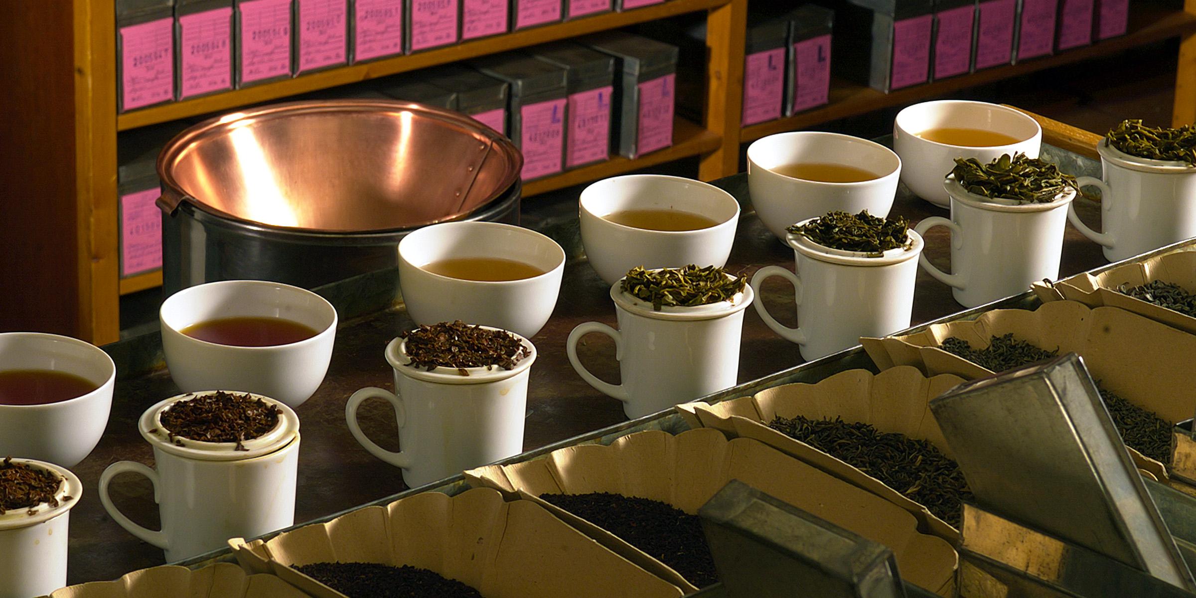 خرید چای شمال در بازار