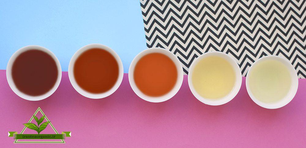 فروش انواع چای لاهیچان