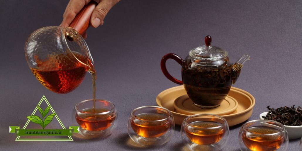 فروش چای شکسته سیاه شمال