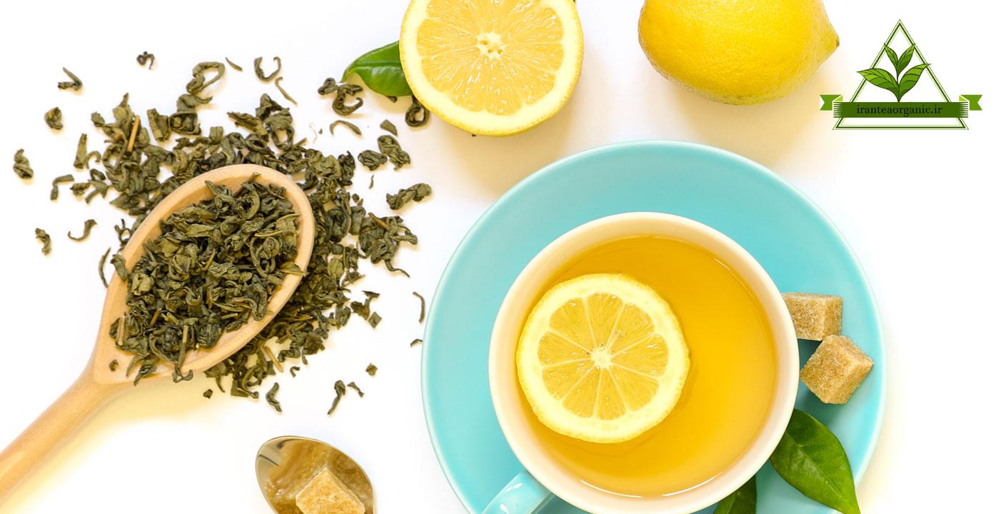 چای سبز لاهیجان ارگانیک