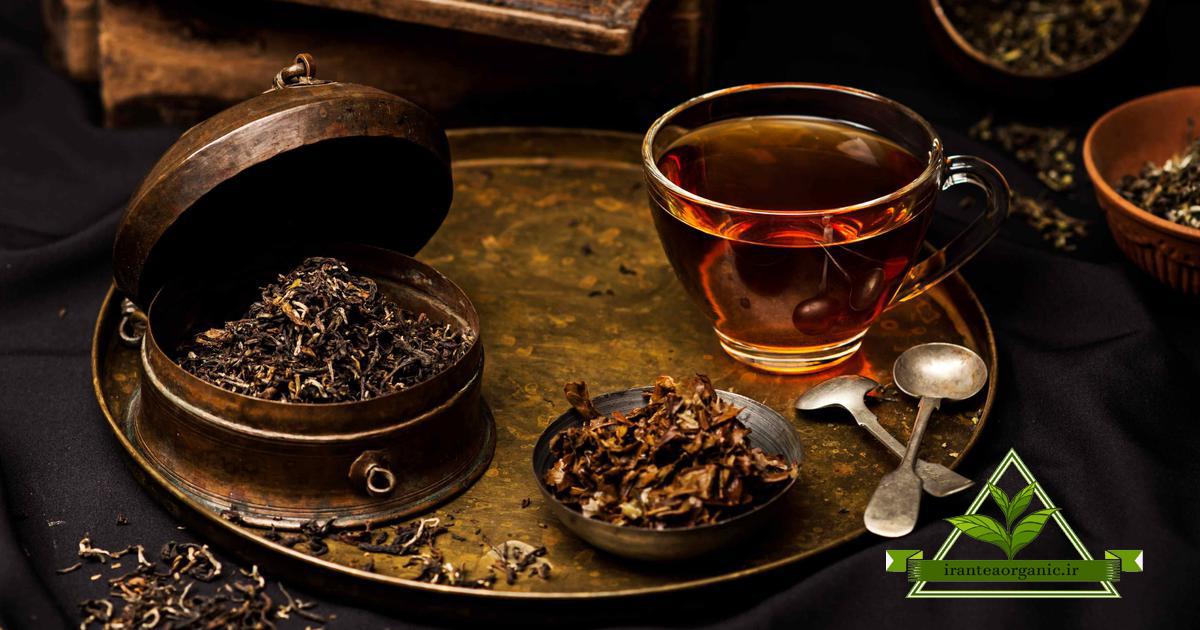 چای درجه یک لاهیجان