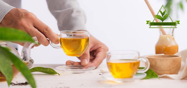 خرید اینترنتی چای ایرانی شمال