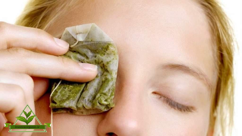 چای سبز ارگانیک لاهیجان
