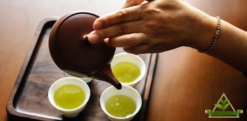 خرید چای سبز لاهیجان از کارخانه