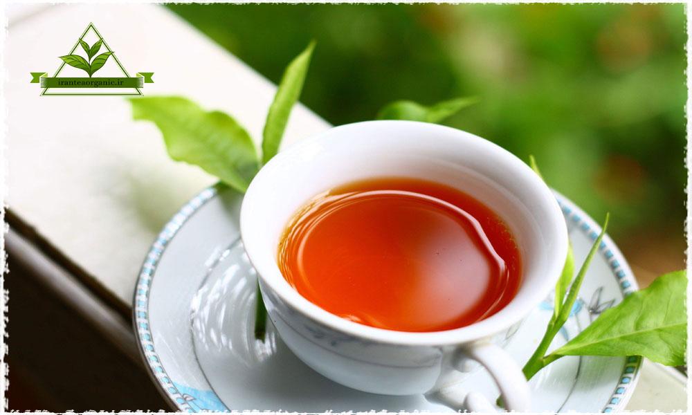 چای ارگانیک سیاه