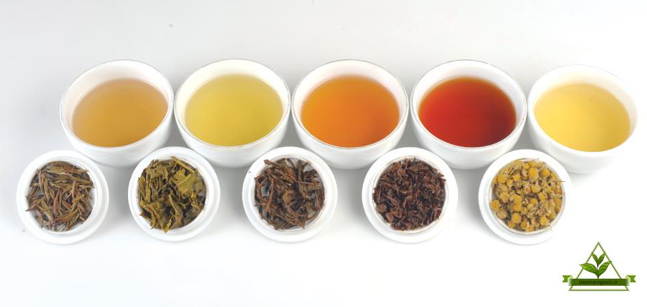 خرید چای سنتی شمال