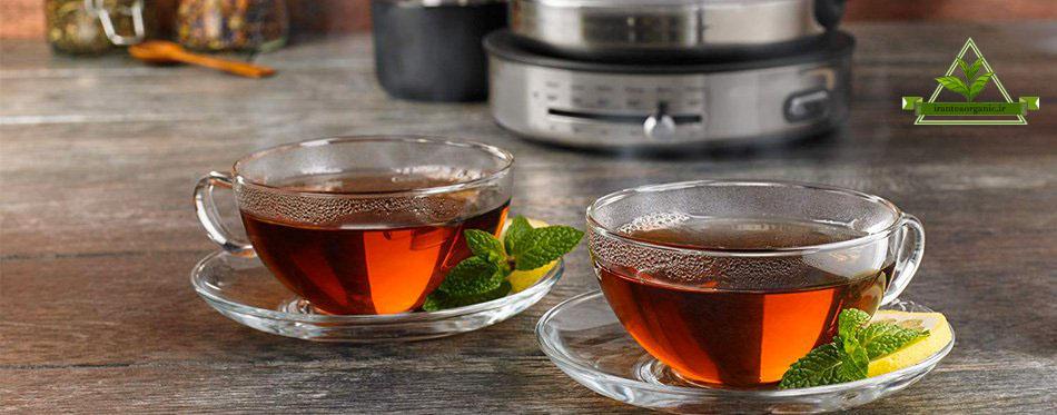 اهداف بازار چای ایران