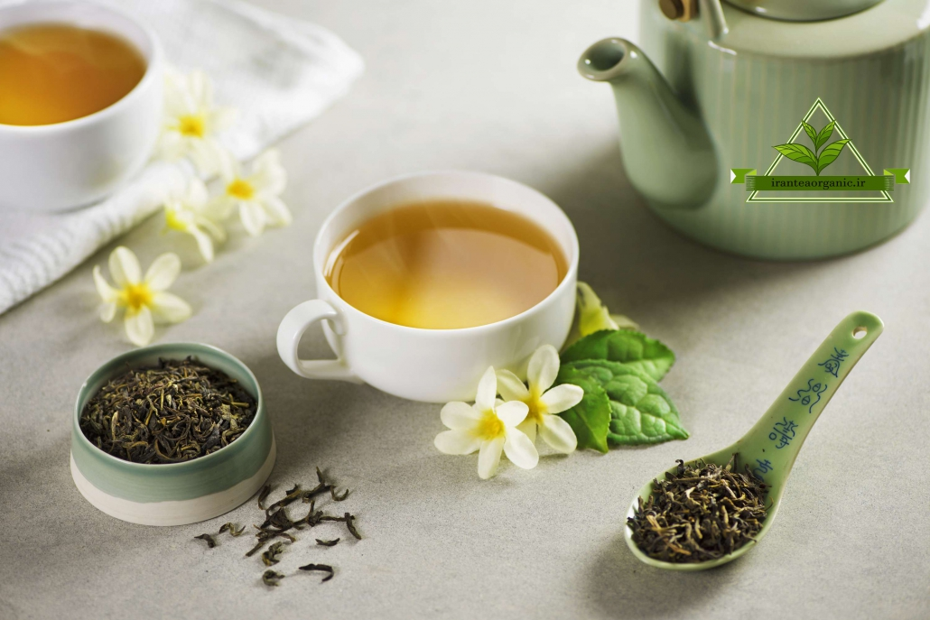 خواص چای سبز قلم ایرانی