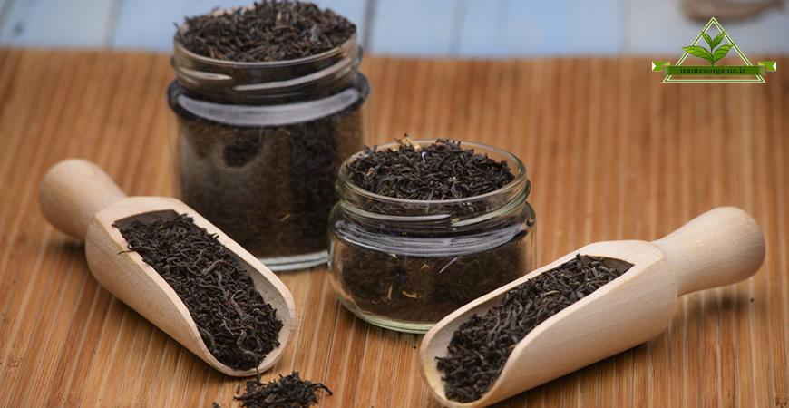 انواع چای سیاه شکسته