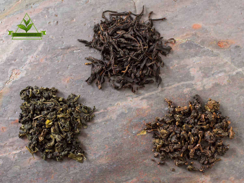 فروش چای شمال ایرانی در بازار