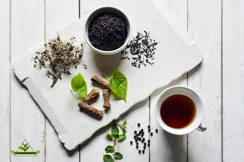 خرید چای باروتی درشت و گرانولی ایرانی