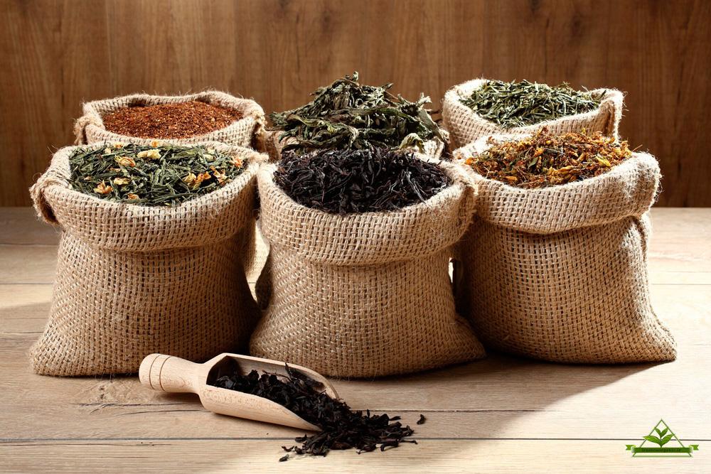 خرید انواع چای سیاه و سبز