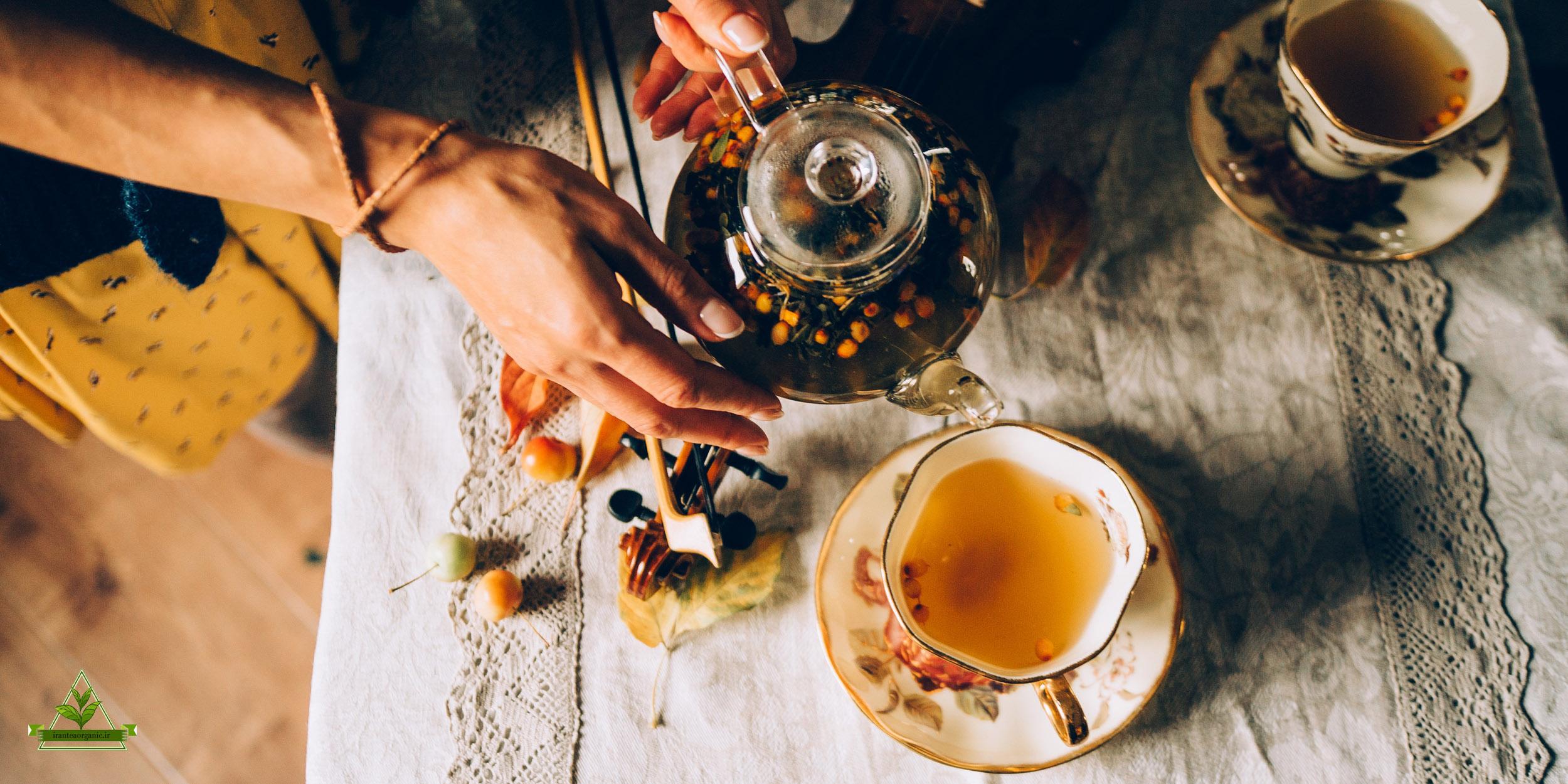 فروش چای اصل تضمینی