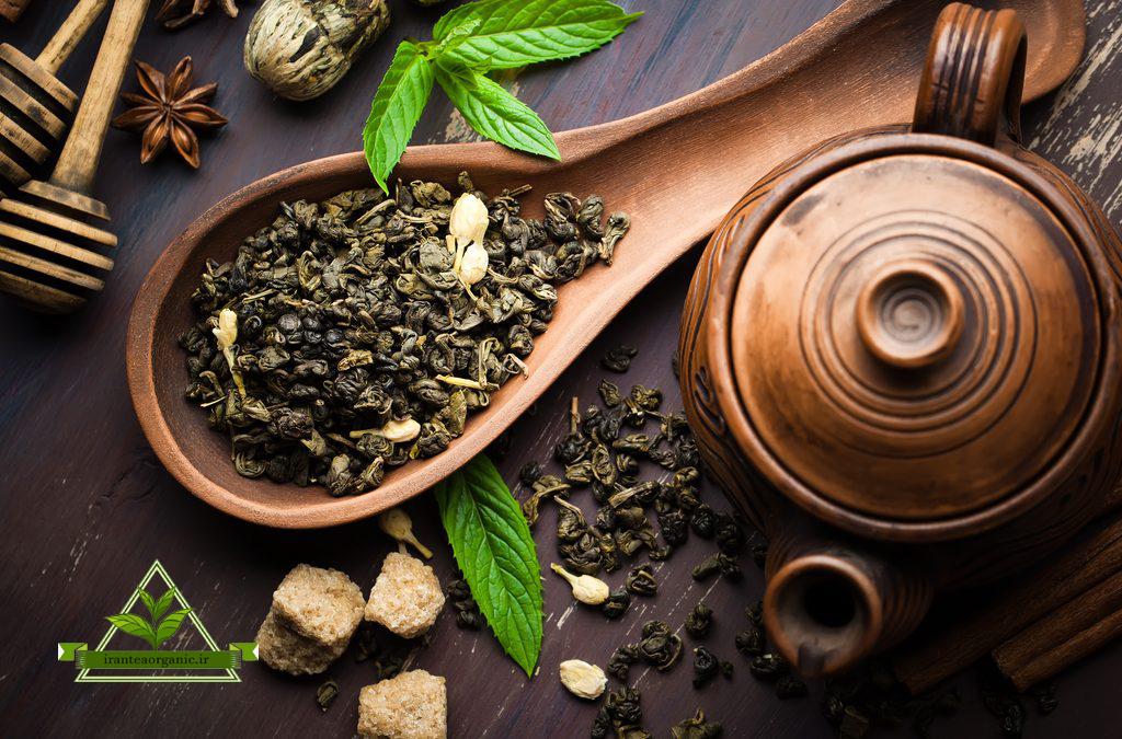 چای سبز ممتاز شمال