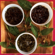 خرید چای سیاه و سبز
