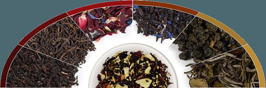 انواع چای شمال ایران