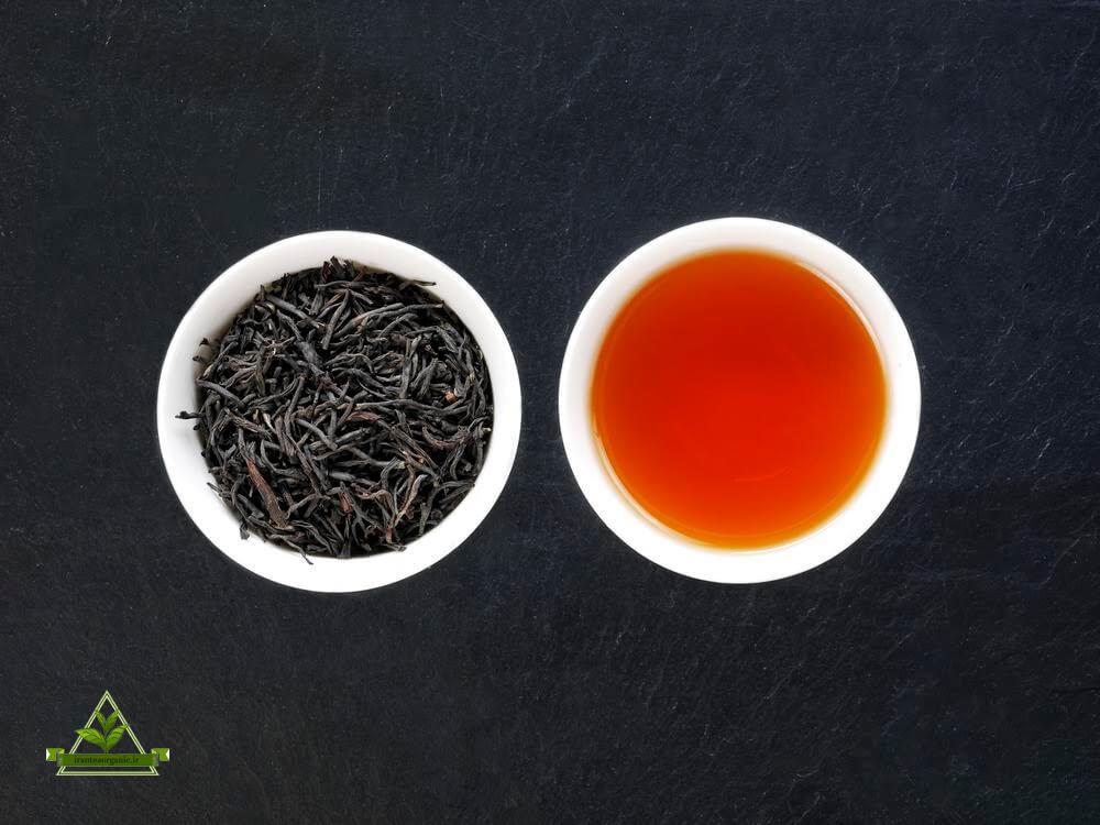 خرید چای سیاه قلم فله شمال