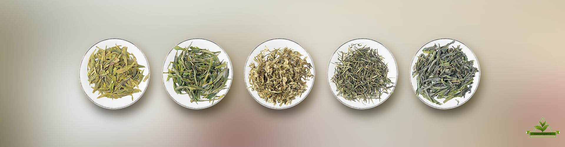قیمت انواع چای سبز شمال