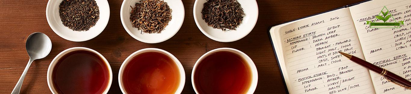 خرید عمده چای سیاه بهاره