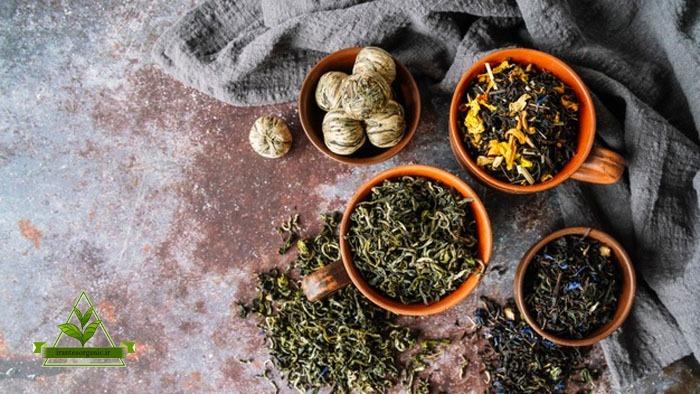انواع برند چای ایرانی