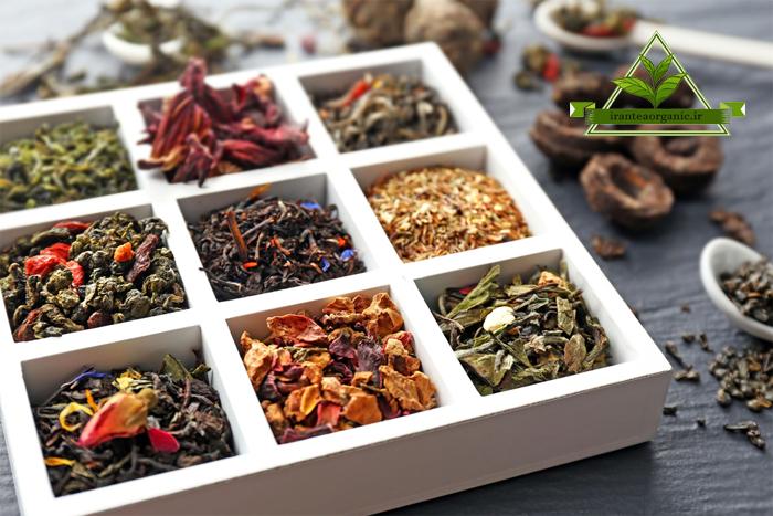 خرید اینترنتی انواع چای و دمنوش ایرانی