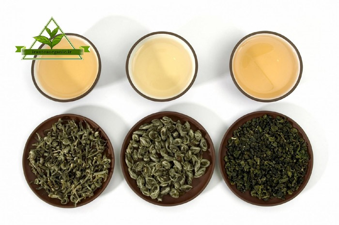 انواع چای سبز