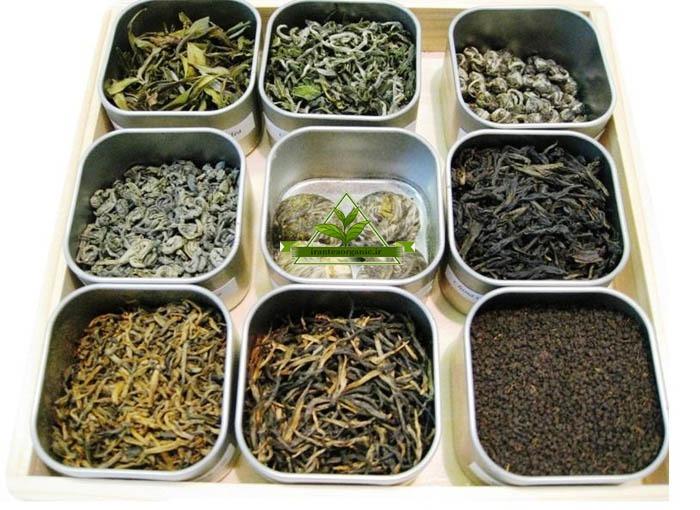 چای بسته بندی