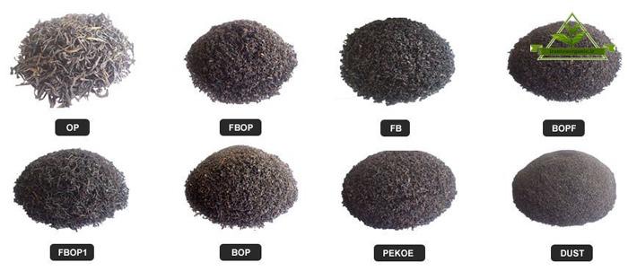 فروش عمده انواع چای سیاه فله
