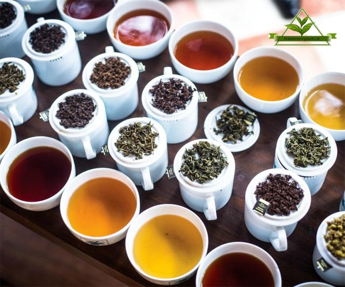 انواع چای ایرانی ارگانیک