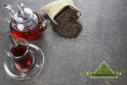 انواع چای ارگانیک