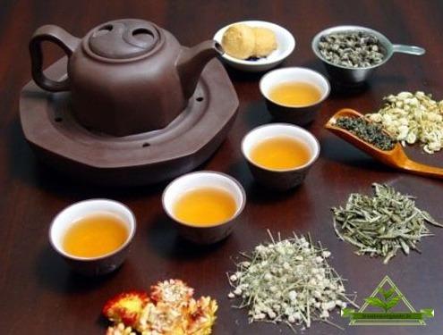 بهترین انواع چای